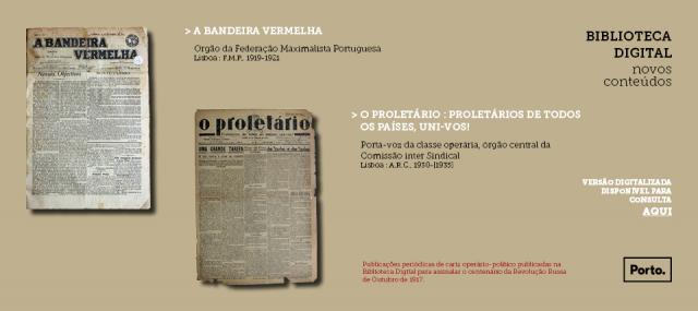 A BANDEIRA VERMELHA e O PROLETÁRIO